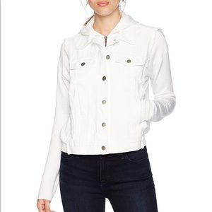 Bailey 44 Joy Juice White Jean Jacket